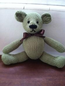 green bear1