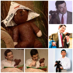 mr-bean-bear-collage
